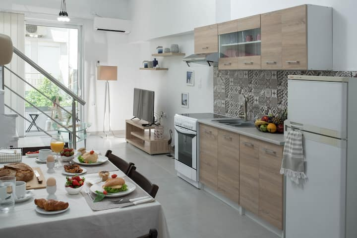 Cozy apartment in Ierapetra downtown