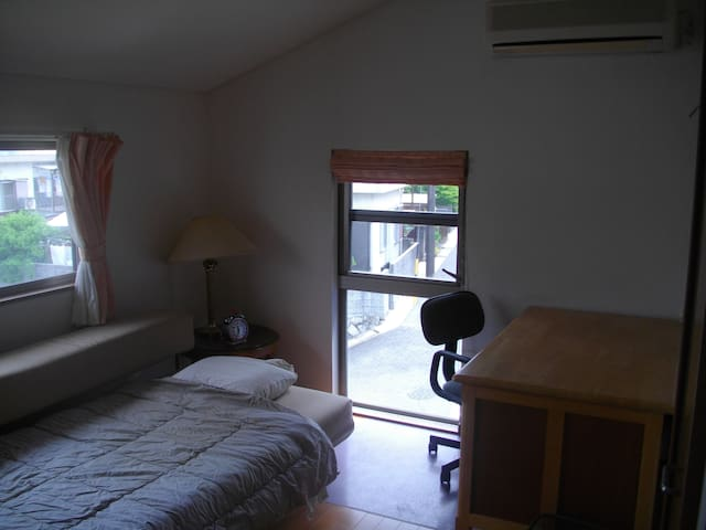 Cozy Room with a Great View - Nagoya-shi - Rumah