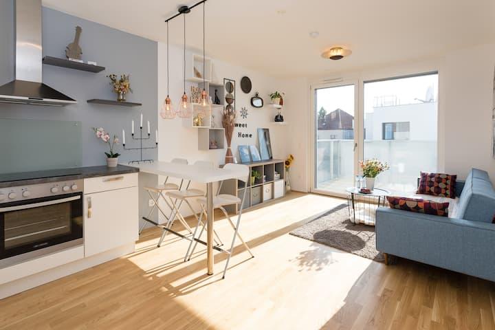 Swedish modern fashion style City Sweet Home