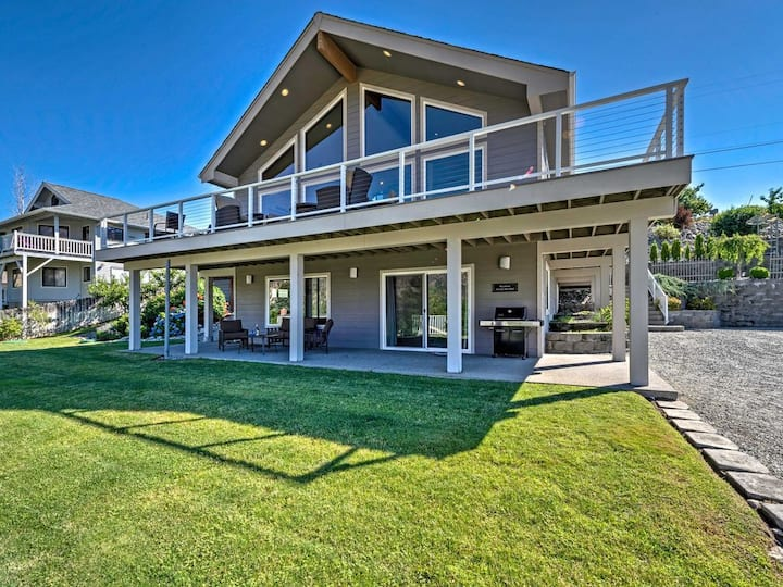 Luxury Home In Manson - incredible views- all modern amenities