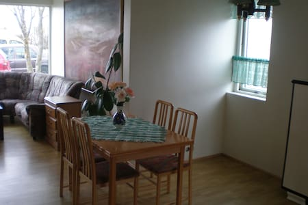 One bedroom apartment, car included - Seltjarnarnes - Apartment