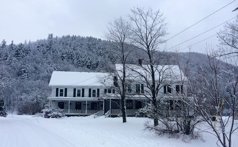 Sugarbush, Killington VT farmhouse