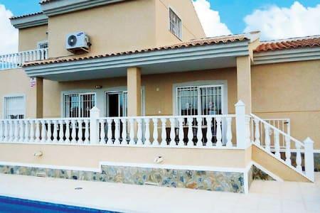 3 Bedrooms Home in Ciudad Quesada-Rojales - Ciudad Quesada-Rojales - Huis