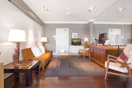 Charming 1 Bedroom Escape in Elizabeth Bay - Elizabeth Bay - 公寓