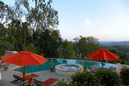 Guest casita enjoying a resort-like setting - Rancho Santa Fe - Villa