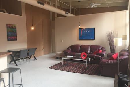Big Downtown Loft for All Star Wkd - Cincinnati - Appartement