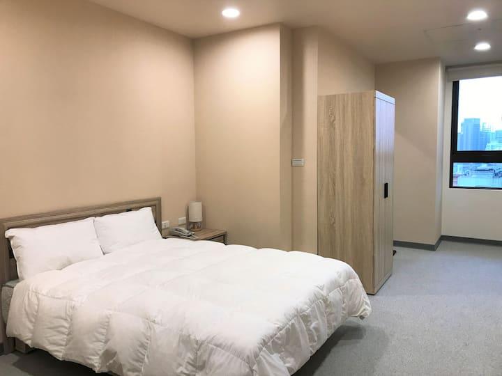 <思奧共同空間>服務式公寓×共同工作空間 景觀樓