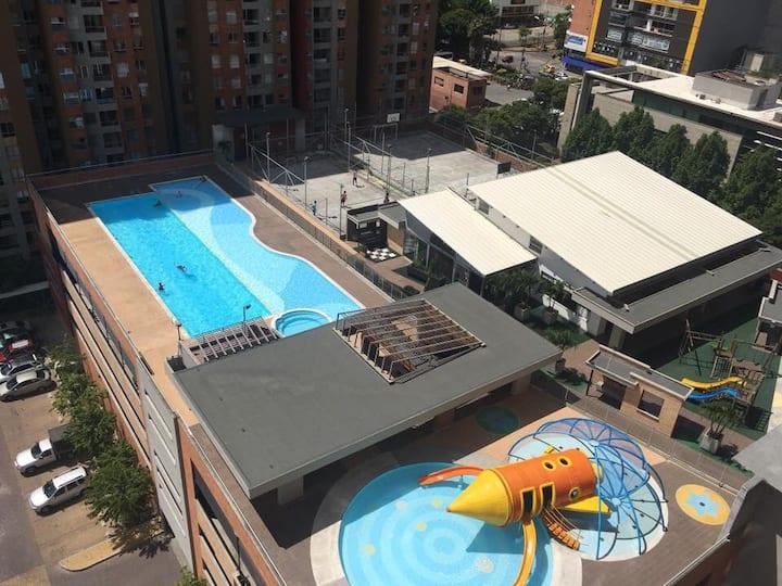 Habitaciones en Medellin - NIQUIA .