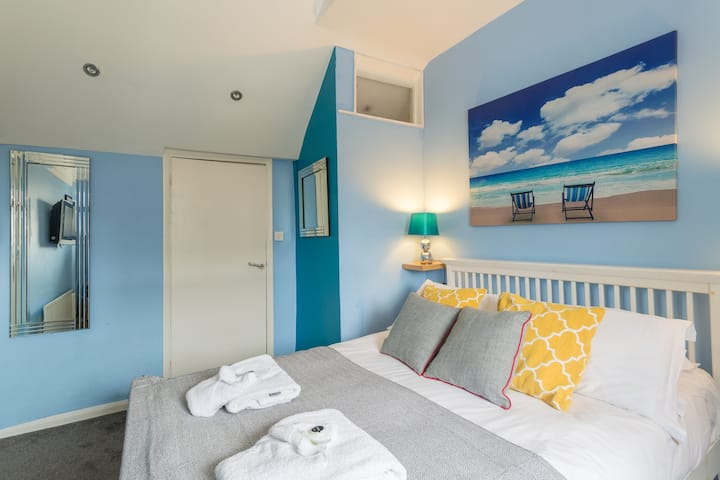 Kemptown Brighton En Suite Room 10 min to Pier