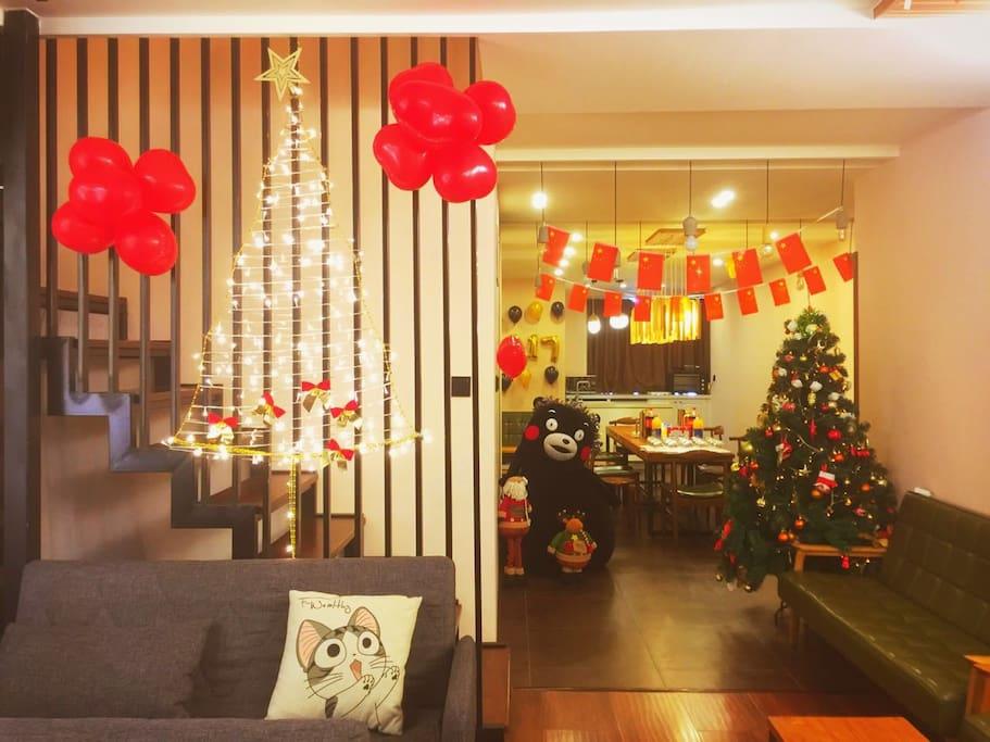上楼的玄关,熊本的办公空间