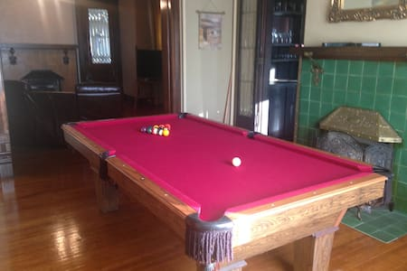 Extended Stay GuestHouse - Fort Scott - Appartement
