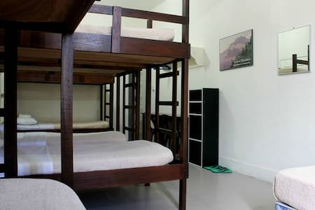 Dormitory (common bathroom) - Kota Kinabalu