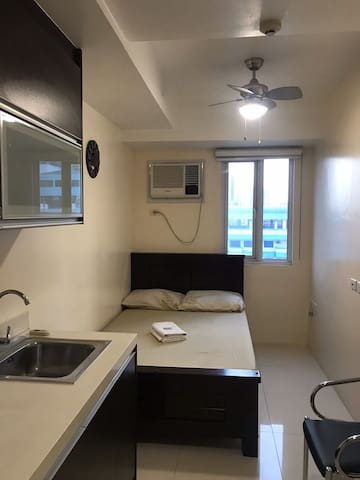 Cozy Couple Staycation 908 mplace Quezon City