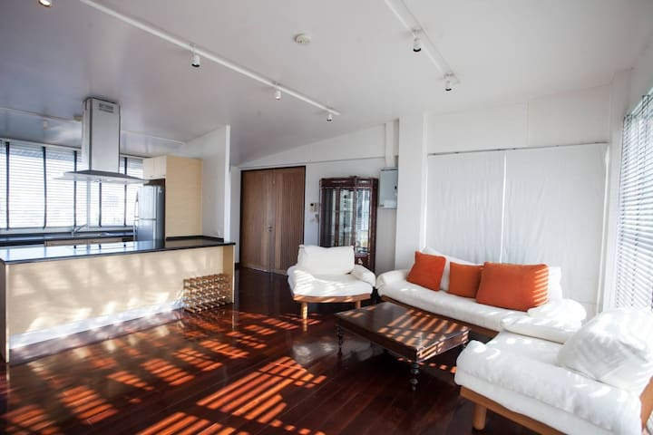 Mahidhorn Place - Bangkok - Appartement
