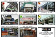 Landmarks directory