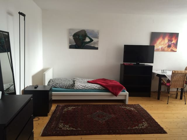 Bunny spacious Apartment - Scheyern