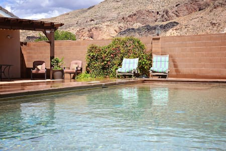 Private Suite with pool near Zion - Hurricane
