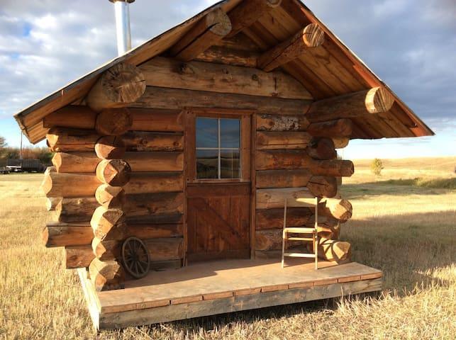 Cozy rustic cabin. - Whitlash