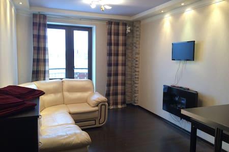 Апартаменты у Финского залива - Sankt-Peterburg - Apartment-Hotel
