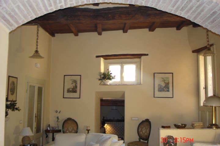 casa d'epoca in borgo medioevale - San Gemini - Wohnung