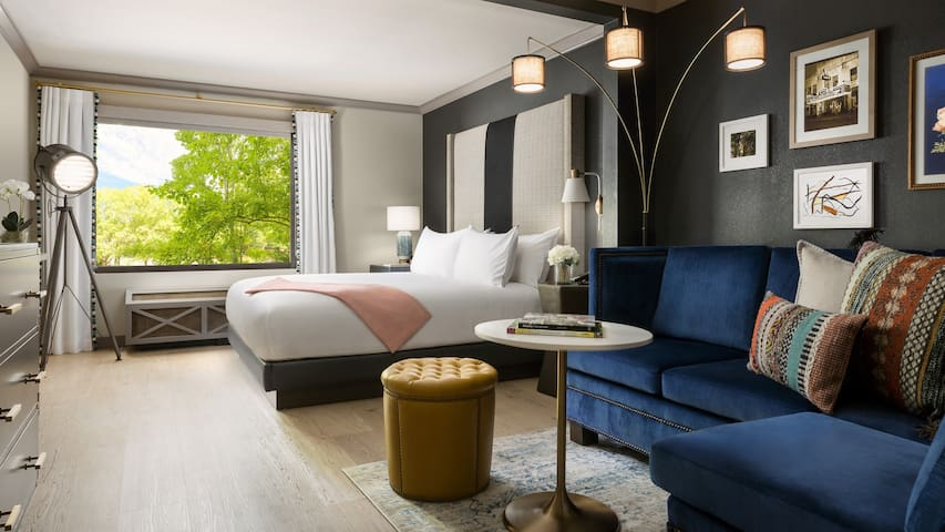 Discover the first boutique hotel in Buckhead