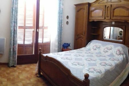 2 chambres salle de bain au Golfe de Lava - Bed & Breakfast