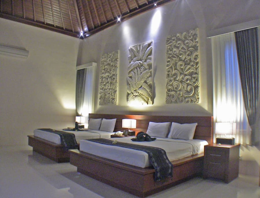 Villa Beachside Luxury Suite Room