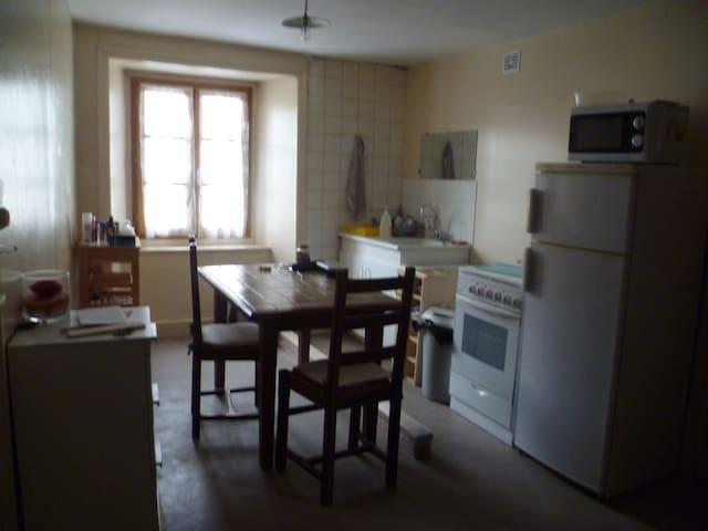 calme T2 - Vorey - Apartment