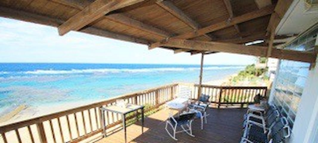 Shacks / Jobos Beach front Villas 3 - Isabela - Villa