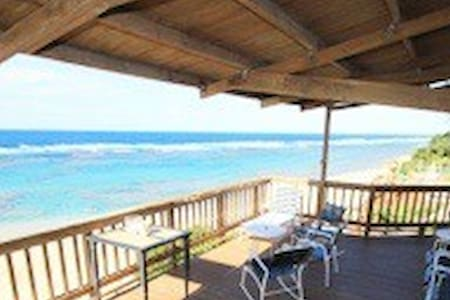 Shacks / Jobos Beach front Villas 3 - Isabela - 別荘