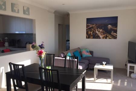 Bright modern summer apartment