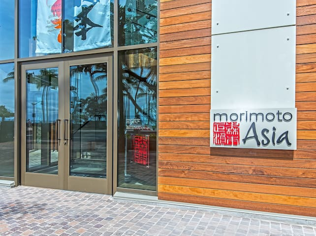 "Must Try Iron Chef Restaurant ""Morimoto Asia"""
