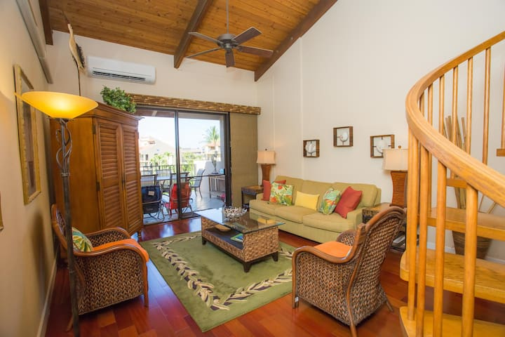 Kamaole Sands 6-407 - 2 Bedrooms, Pool Access, Gym, Hot Tub