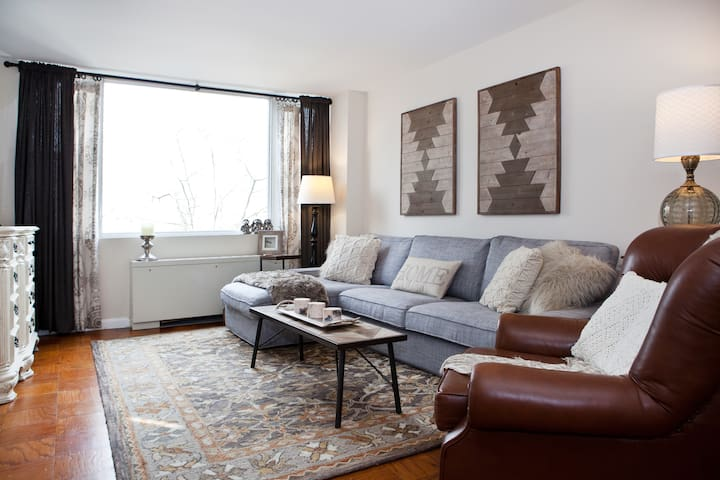 Nicest Apartment in Washington DC! Bars, Food, Shops - Washington - Apartment