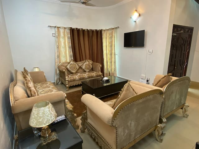 3 Bedroom Home in DHA, Near Packages Mall.