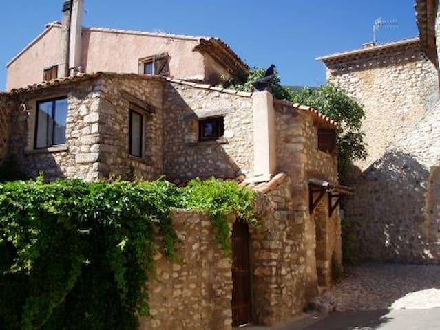 Maison côté Moulin à huile