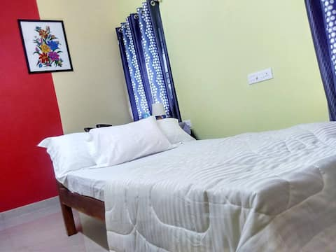 Duet Non AC room in a cosy Homestay