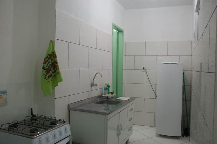 Dos ambientes muy nuevos en morro de Sao Paulo - Morro de São Paulo - Daire