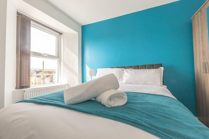 The Shoalstone- Five Way Apartments - Paignton
