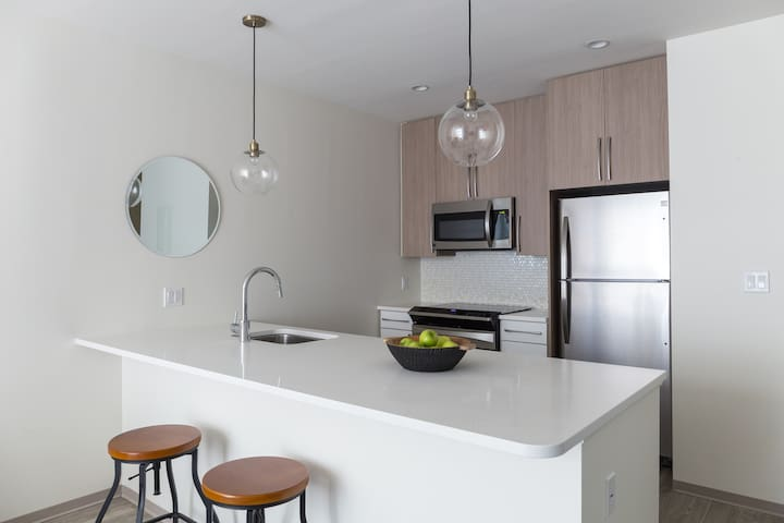 Lively 1BR in Lower Allston by Sonder