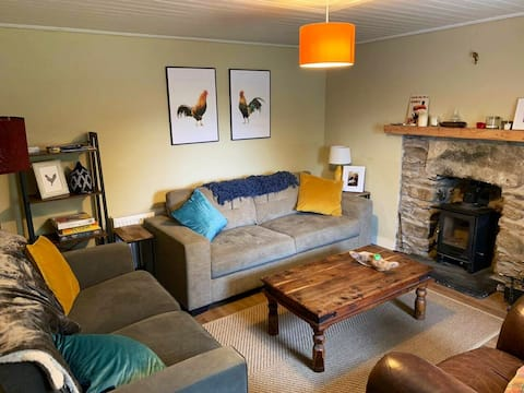 Cosy farmhouse perfect for exploring West Cork