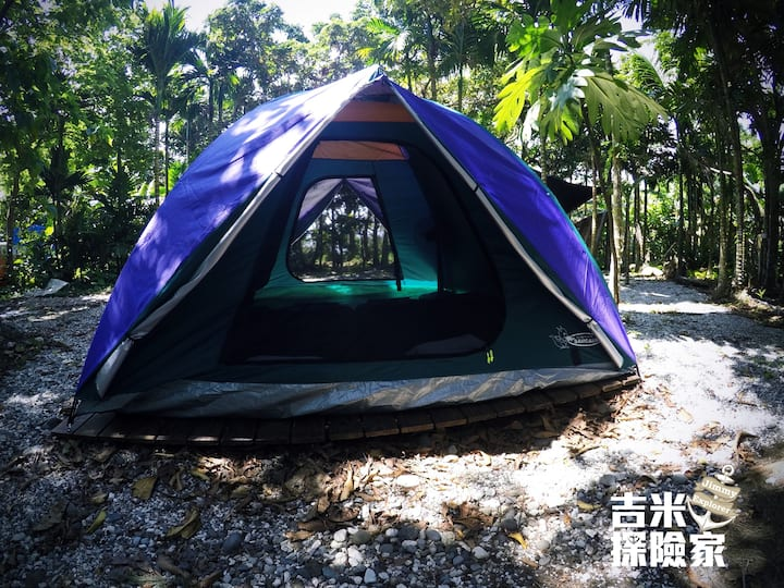吉米探險家 五人帳B Jimmy Explorer's campsite~3 to 5 pax