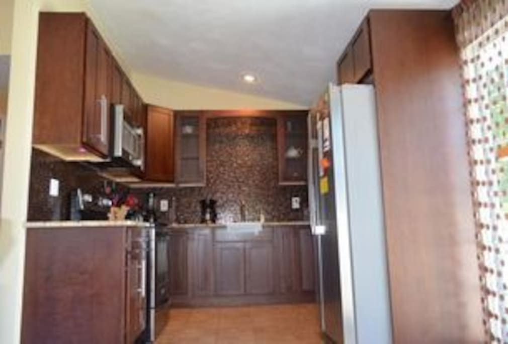 Updated kitchen!