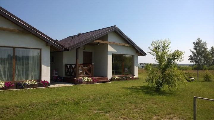 Oaza Spokoju - domek we Władysławowie