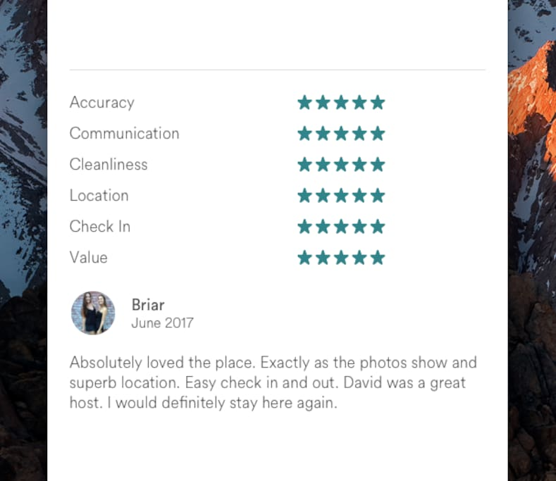 Be sure to read the rest of my 5-star reviews at bottom!
