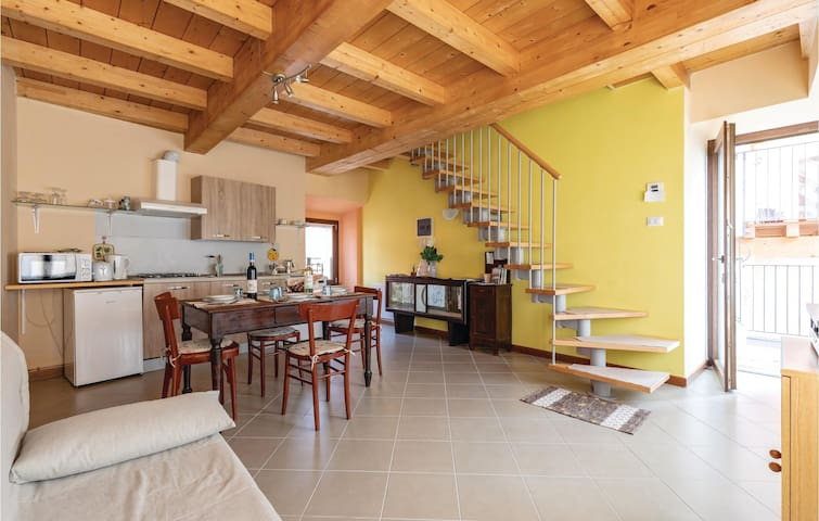 Semi-Detached with 1 bedroom on 40m² in Artò- M.del Sasso-VB-