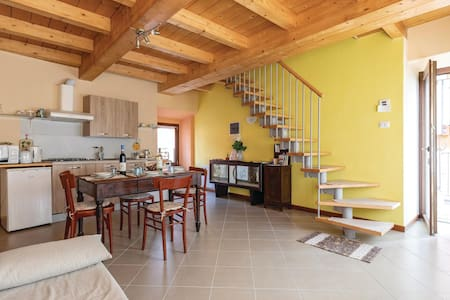 Holiday cottage with 2 bedrooms on 56m² in Artò- M.del Sasso-VB-