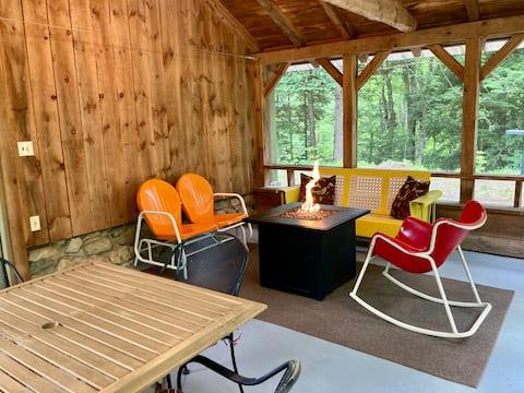 Adirondack Cabin Sanctuary