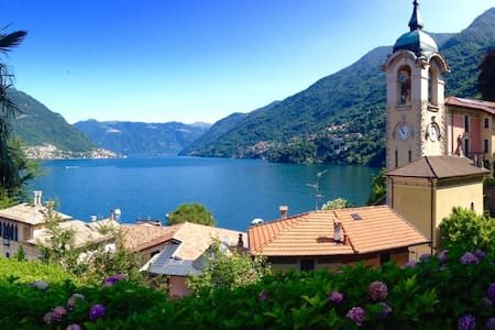 Riva di Faggeto, on Lake Como shore - Appartamento