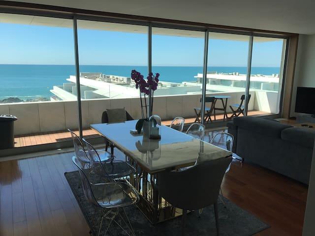 Appartement de standing vue mer - Leça da Palmeira - Apartment